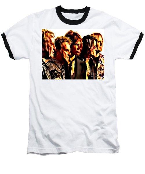 Band Who Baseball T-Shirt