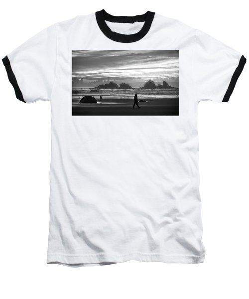 Bandon Beachcombers Baseball T-Shirt