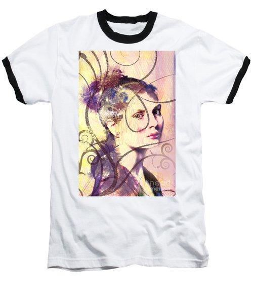 Barbara Blue Baseball T-Shirt