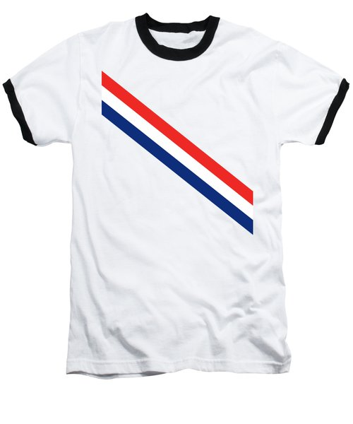 Barber Stripes Baseball T-Shirt