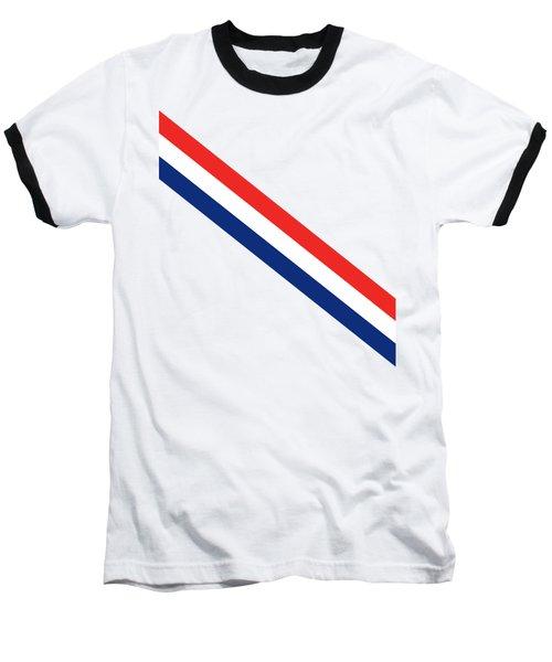 Barber Stripes Baseball T-Shirt