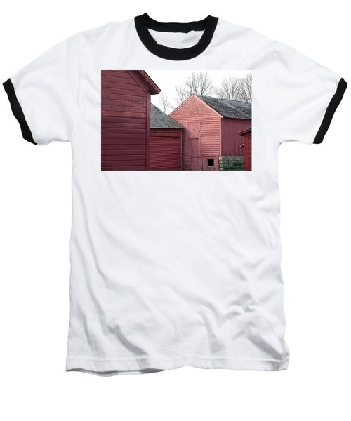 Barns Baseball T-Shirt