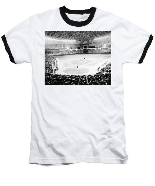 Baseball: Astrodome, 1965 Baseball T-Shirt