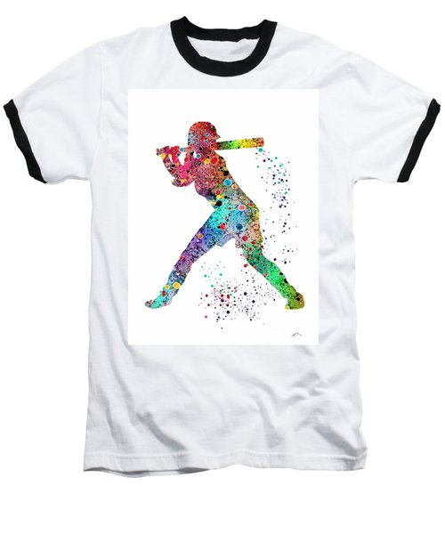 Baseball Softball Player Baseball T-Shirt