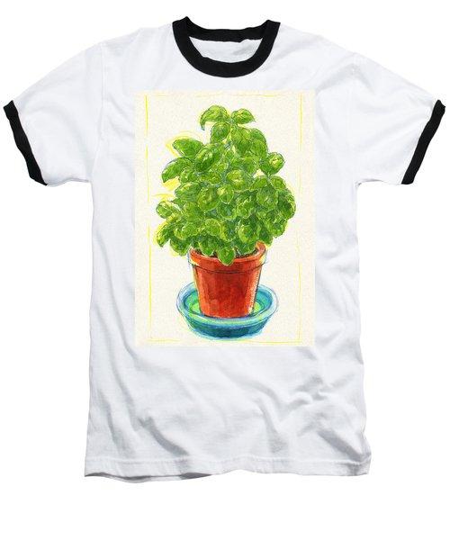 Basil Baseball T-Shirt