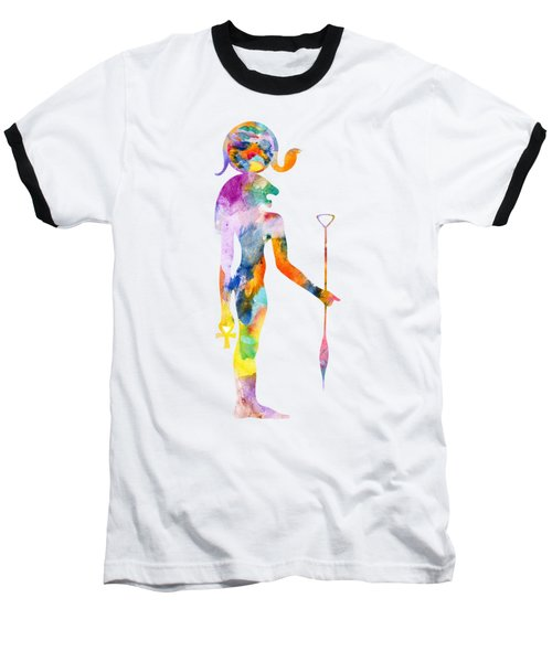 Bastet- God Of Ancient Egypt Baseball T-Shirt