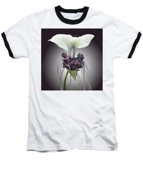 Bat Plant Baseball T-Shirt