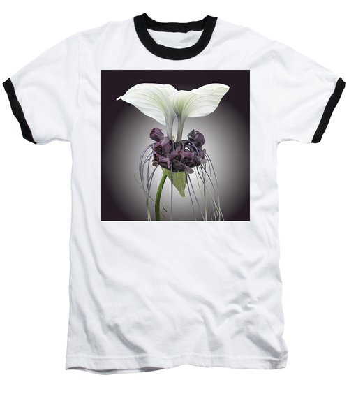 Bat Plant Baseball T-Shirt