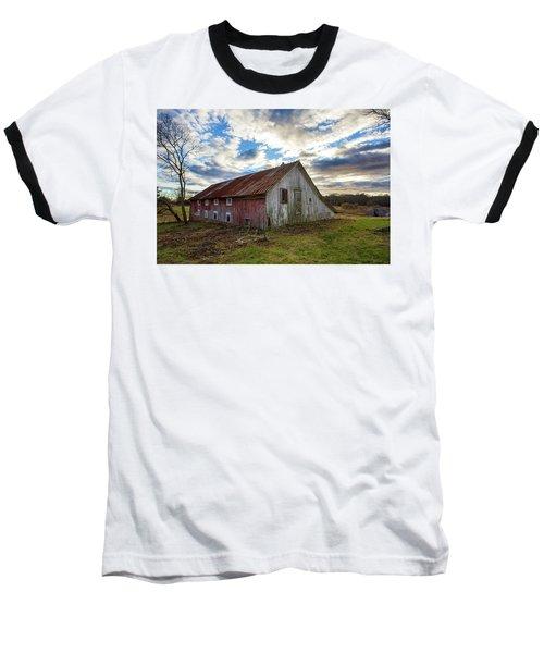Bay Avenue Barn Baseball T-Shirt