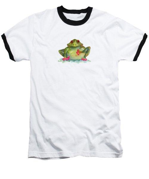 Be Still My Heart Baseball T-Shirt by Amy Kirkpatrick