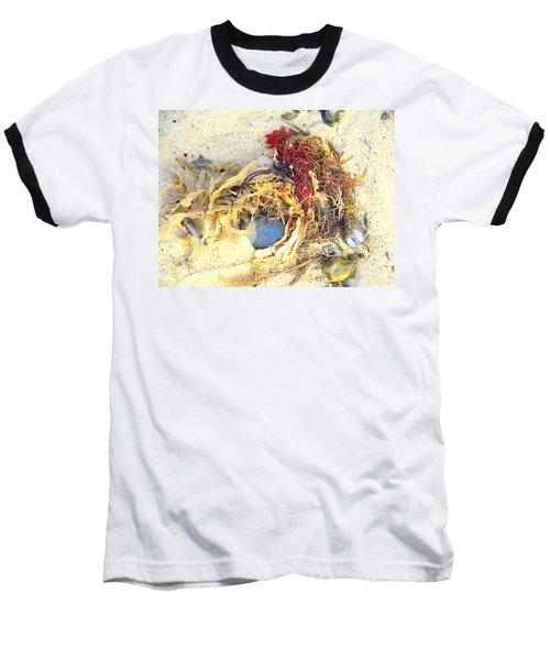 Beach Art Baseball T-Shirt