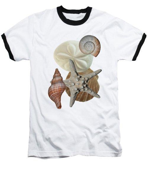 Beach Bounty Baseball T-Shirt