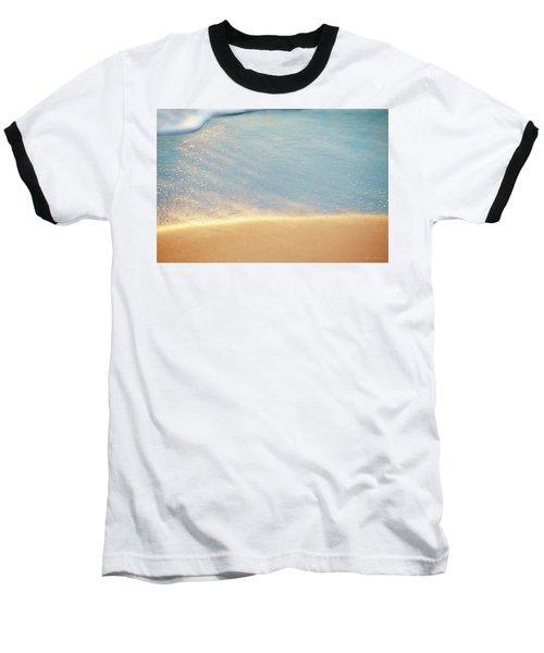 Beach Caress Baseball T-Shirt