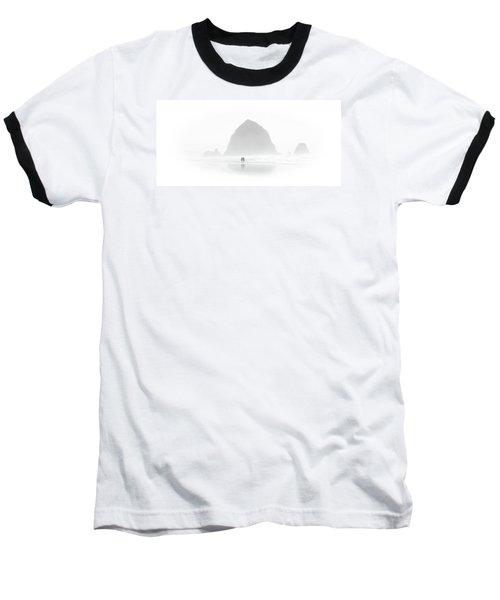 Beach Combers Baseball T-Shirt by Jeffrey Jensen
