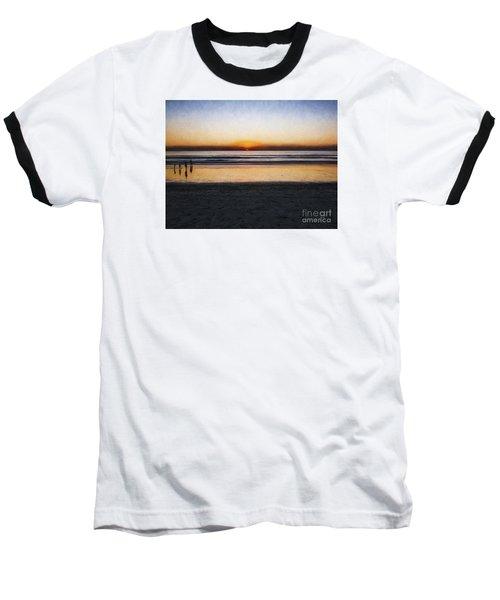 Beach Family  ... Baseball T-Shirt