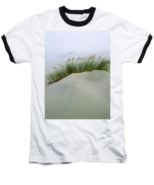 Beach Grass And Dunes Baseball T-Shirt