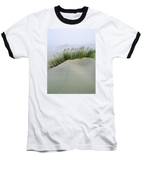 Beach Grass And Dunes Baseball T-Shirt