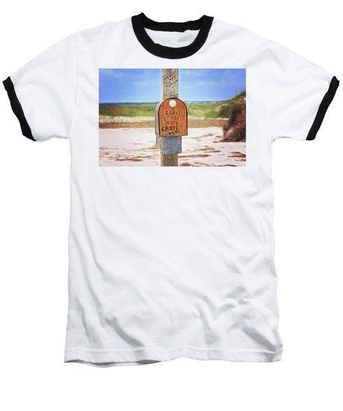 Beach Mail Baseball T-Shirt