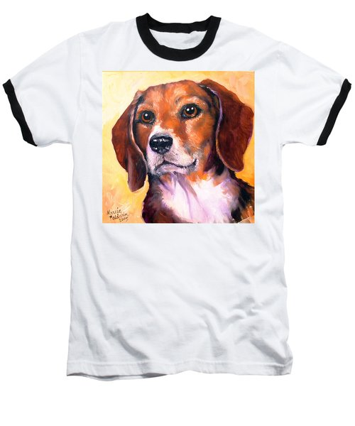 Beagle Billy Baseball T-Shirt