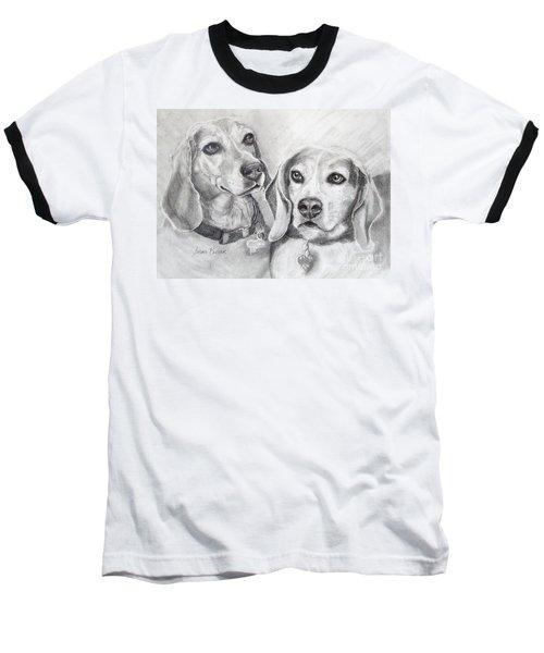 Beagle Boys Baseball T-Shirt