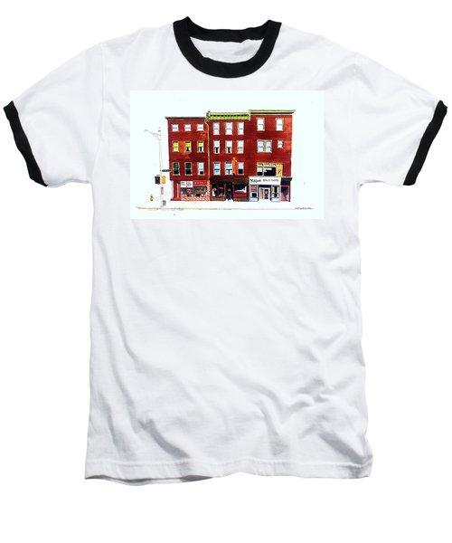 Bean Pies Baseball T-Shirt