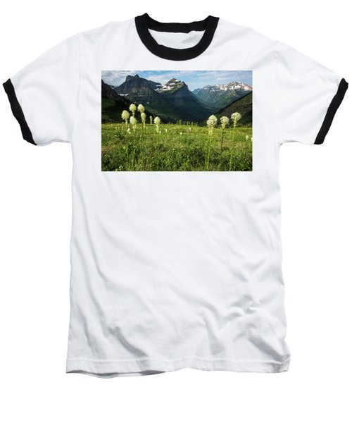 Beargrass - Glacier Np Baseball T-Shirt