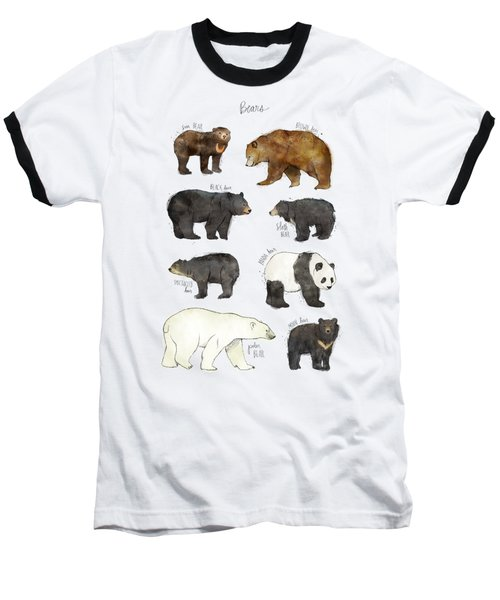 Bears Baseball T-Shirt