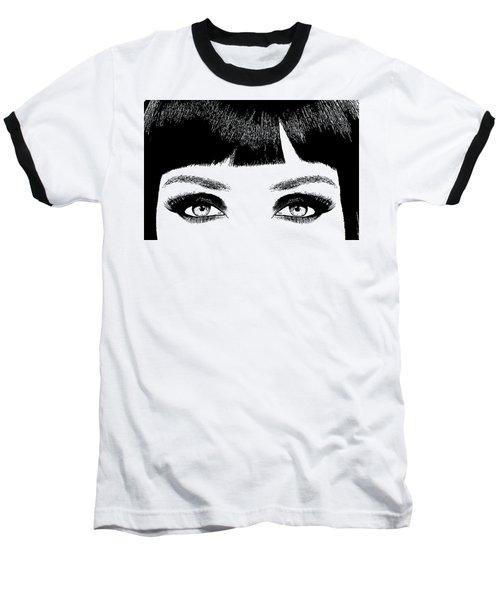 Beautiful Eyes That Mesmerize Baseball T-Shirt
