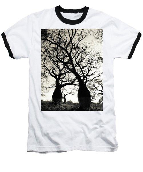 Beautiful Silk Floss Trees Baseball T-Shirt