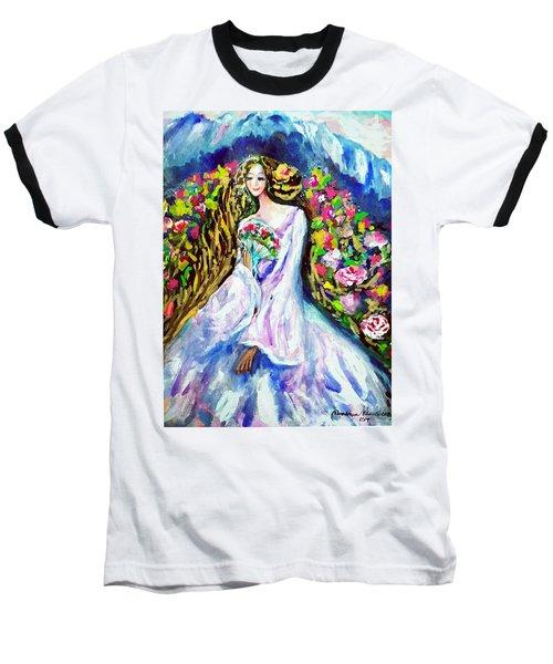 Beautiful World Baseball T-Shirt