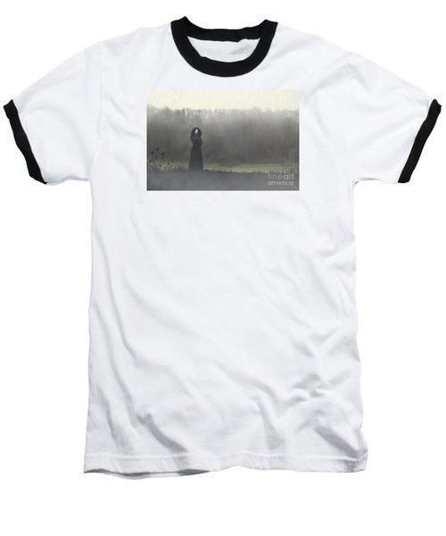 Beauty In The Fog Baseball T-Shirt