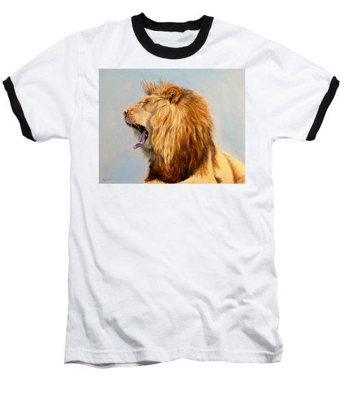 Bed Head - Lion Baseball T-Shirt