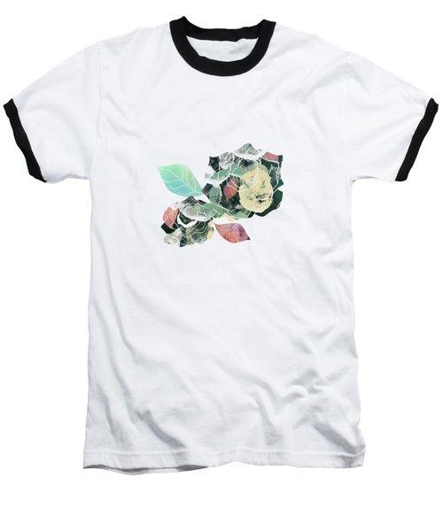 Bed Of Roses Baseball T-Shirt