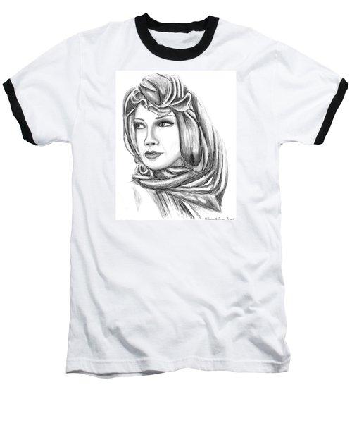Bedouin Woman Baseball T-Shirt