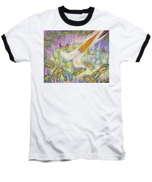 Bee's Tongue Baseball T-Shirt