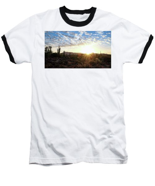 Beginning A New Day Baseball T-Shirt