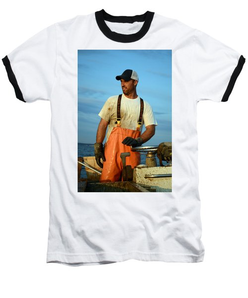 Behold The Waterman Baseball T-Shirt