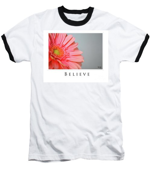 Believe Baseball T-Shirt