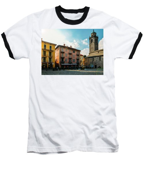 Bellagio, Lake Como, Italy. Baseball T-Shirt