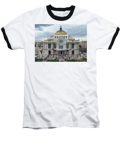 Bellas Artes Baseball T-Shirt
