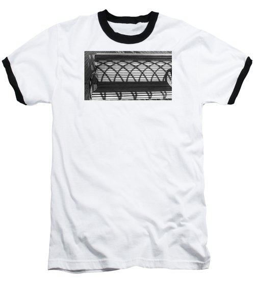Bench Patterns Baseball T-Shirt