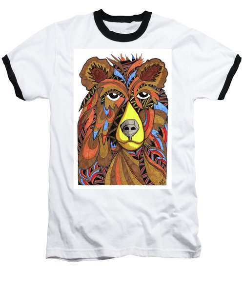 Benjamin Bear Baseball T-Shirt