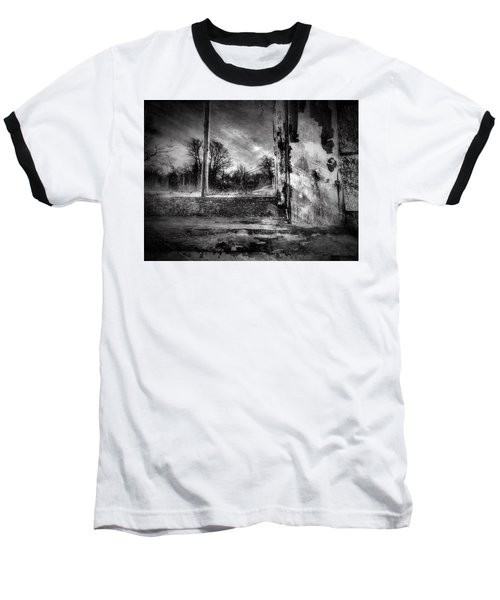 Benjamin Nye Window Baseball T-Shirt
