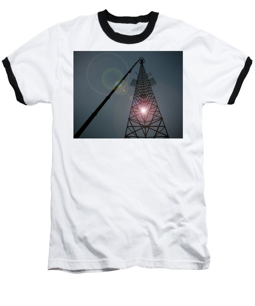 Baseball T-Shirt featuring the photograph Berkeley Springs by Robert Geary