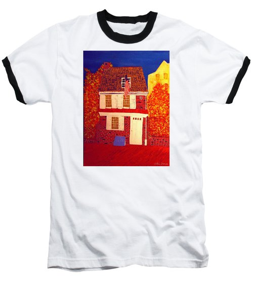 Betsy Ross's House Baseball T-Shirt