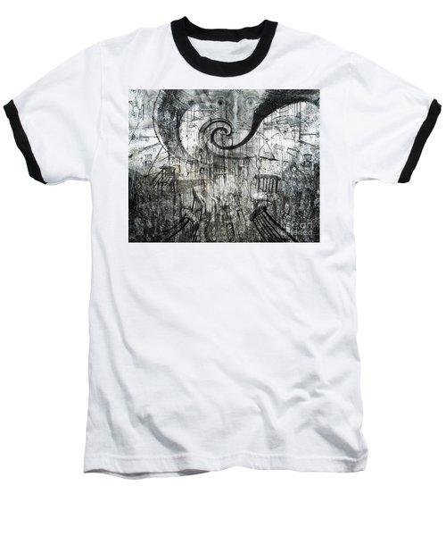 Beware Of Darkness Baseball T-Shirt