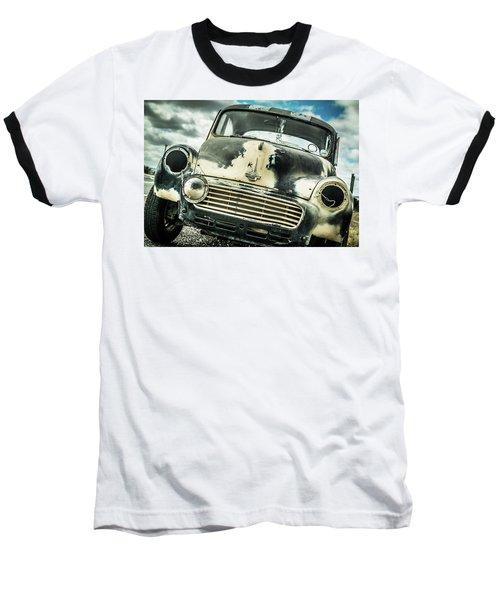 Beyond The Thunder Dome Baseball T-Shirt