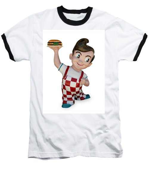 The Big Boy Baseball T-Shirt by Gary Warnimont