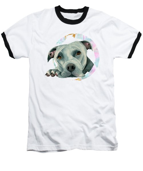 Big Ol' Head 2 Baseball T-Shirt