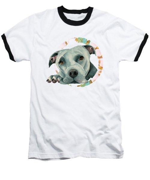 Big Ol' Head 3 Baseball T-Shirt